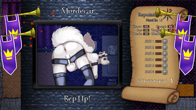 House of Tail Reputation Up screenshot