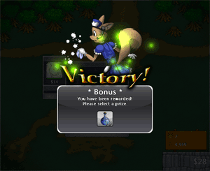 House of Tail victory screenshot